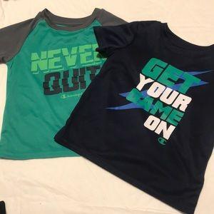 NWT Champion shirt set